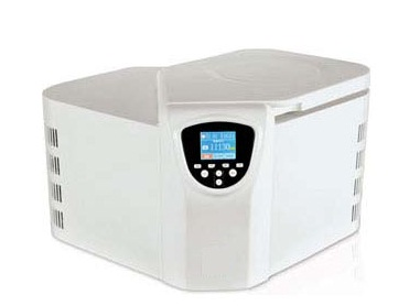 IHRC Intelligent high speed refrigerated centrifuge